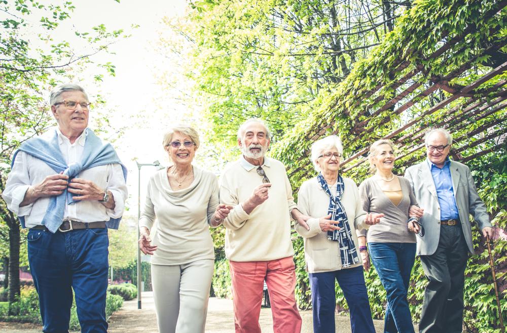 【Health Science Blog】Vol.8「シニアの人に有効な歩行トレーニングってなに?」